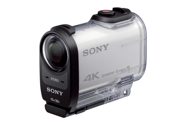 Sony FDR-X1000V Action Cam 06