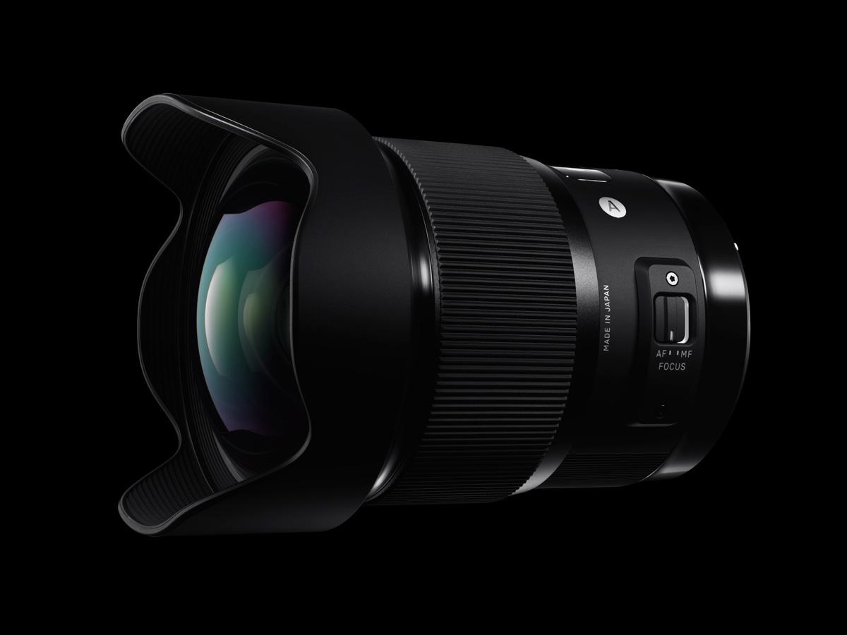 Sigma 20mm f:1.4 ART lens