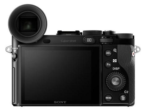 Sony Cyber-shot RX1R II - VIEWFINDER