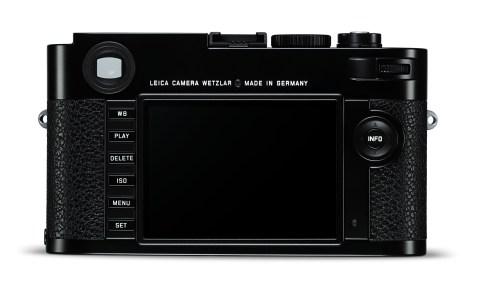 Leica M (Typ 262) - Back
