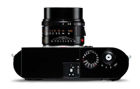 Leica M (Typ 262) - Top View