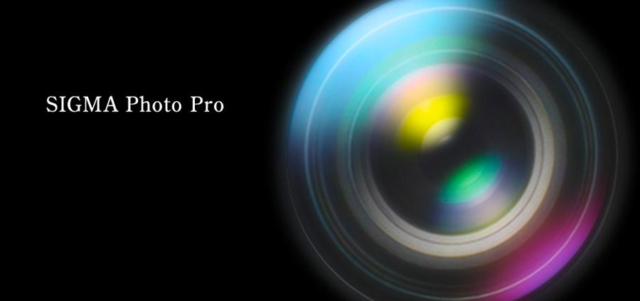Sigma Pro Photo
