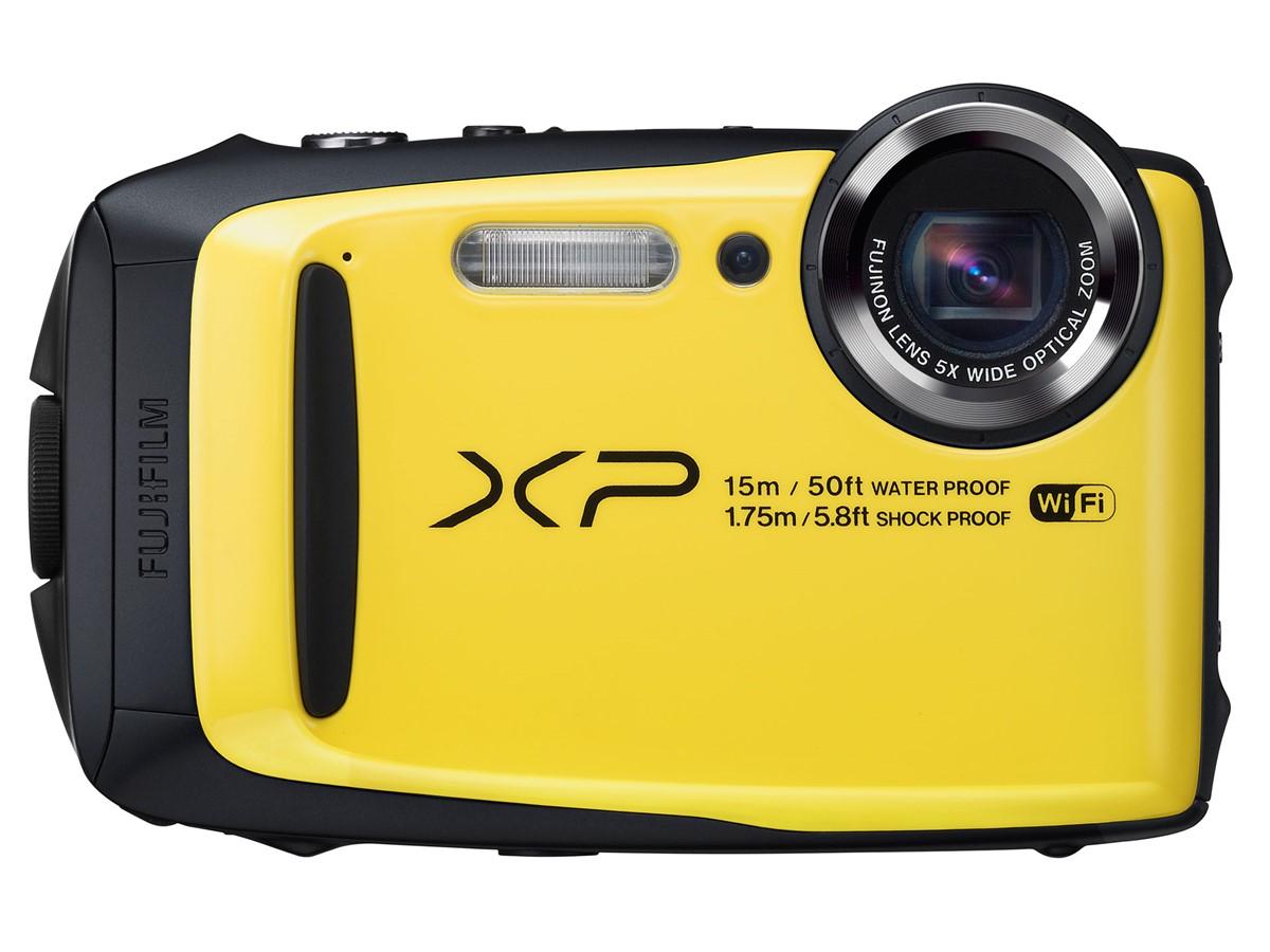 Fujifilm FinePix XP90 - Yellow