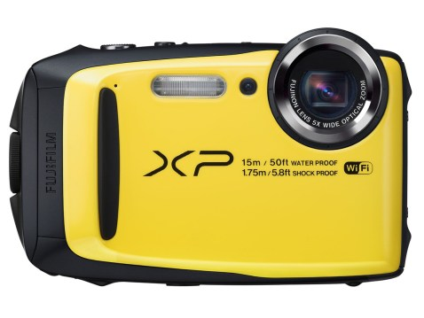 Fujifilm FinePix XP90 - Yellow