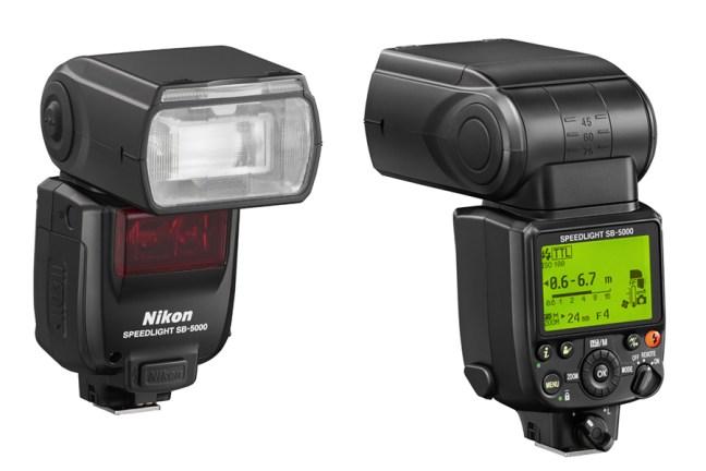 Nikon Speedlight SB-5000 07