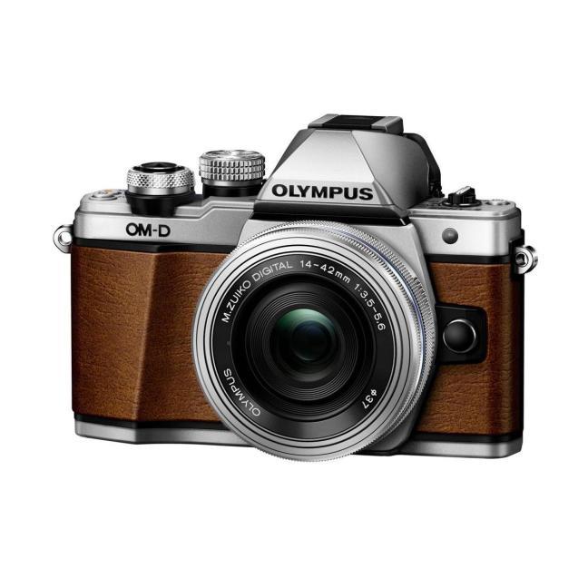 Olympus E-M10 Mark II Limited Edition 01