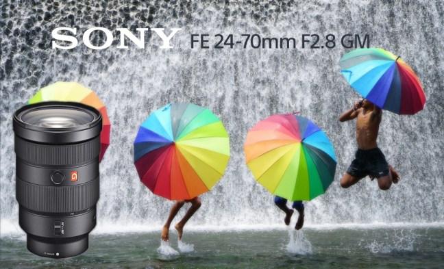 Sony FE 24-70mm f2.8 GM SEL2470GM