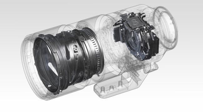 Sony FE 70-200mm f2.8 GM OSS SEL70200GM Lens - 03