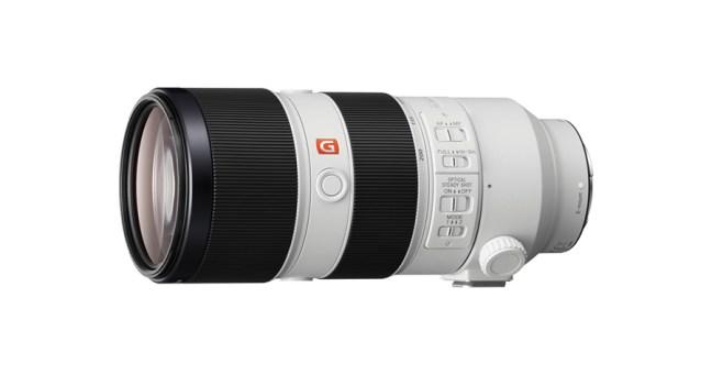 Sony FE 70-200mm f2.8 GM OSS SEL70200GM Lens 04