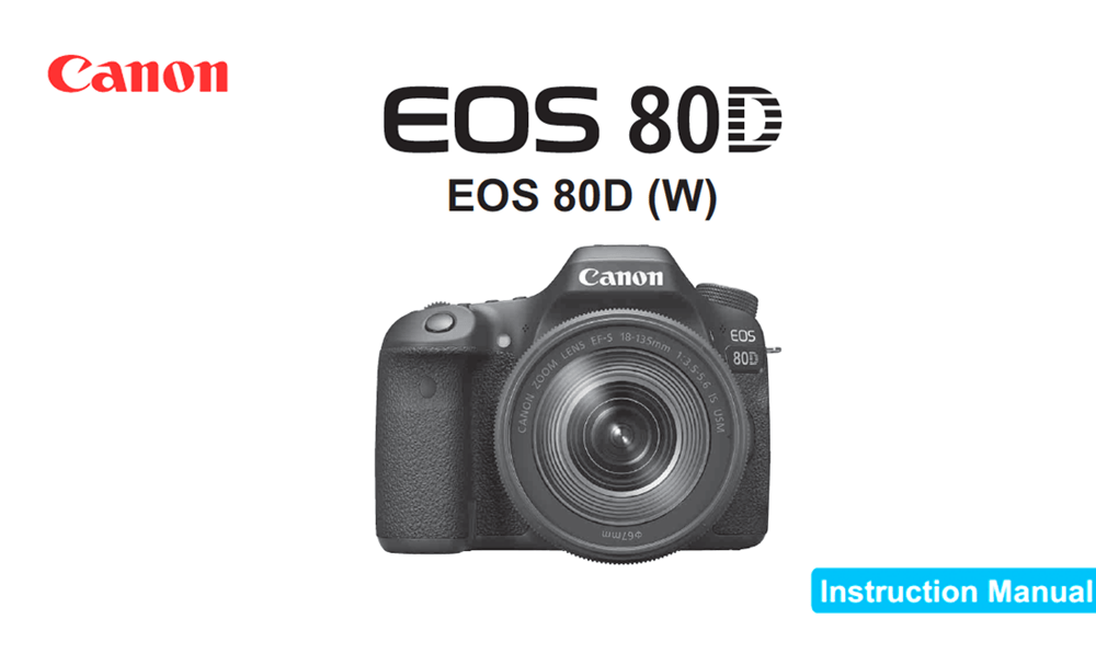 canon eos 80d instruction or user s manual available for download rh digitalphotographylive com canon eos 1d mark ii instruction manual canon eos 1d mark iv instruction manual