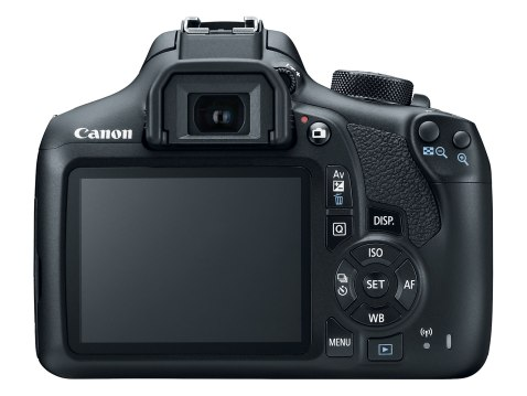 Canon EOS 1300D : T6 - Back