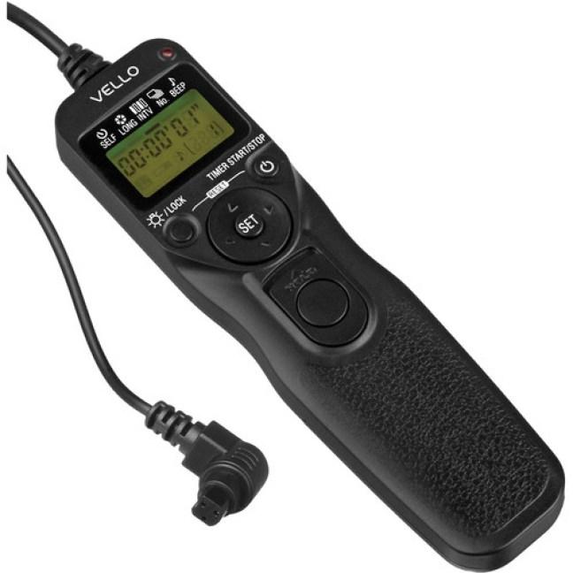 Vello ShutterBoss II Timer Remote Switch