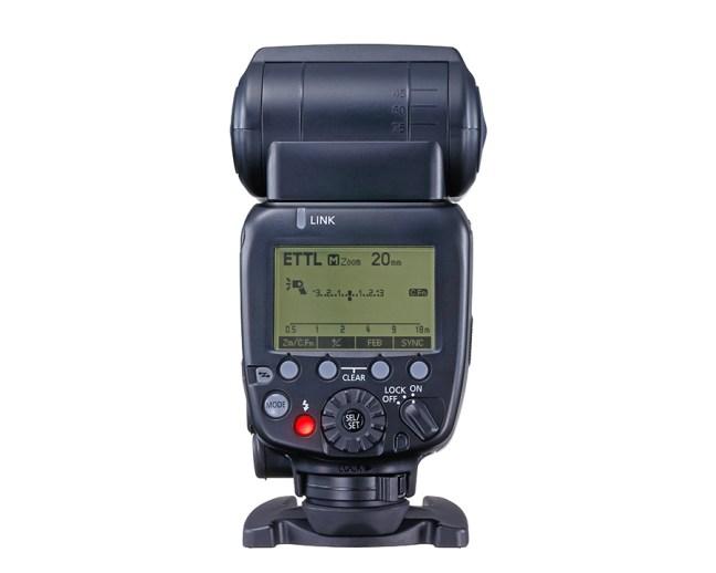 Canon Speedlite 600EX II-RT 4