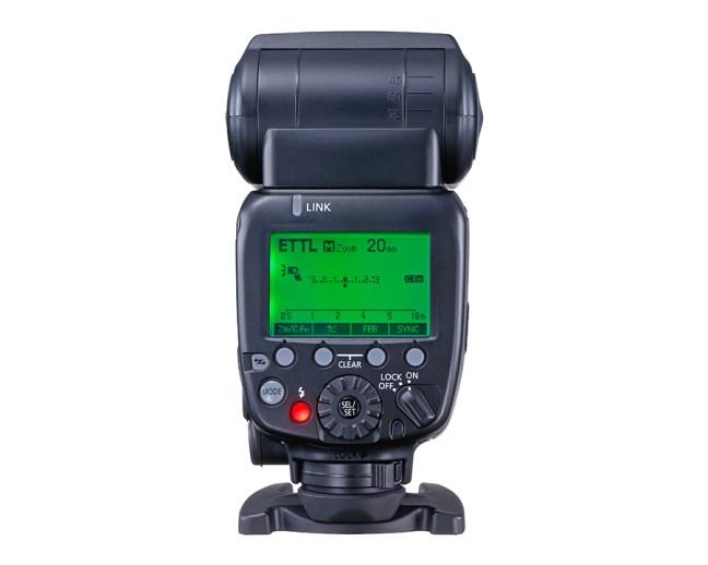 Canon Speedlite 600EX II-RT 5