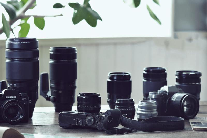 Fujifilm Lens
