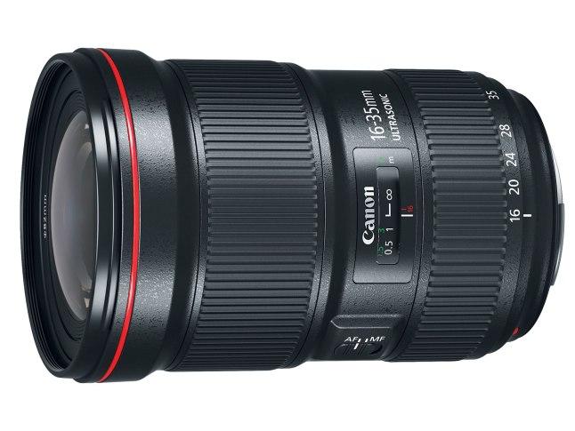 Canon EF 16-35mm f:2.8L USM III Lens 2