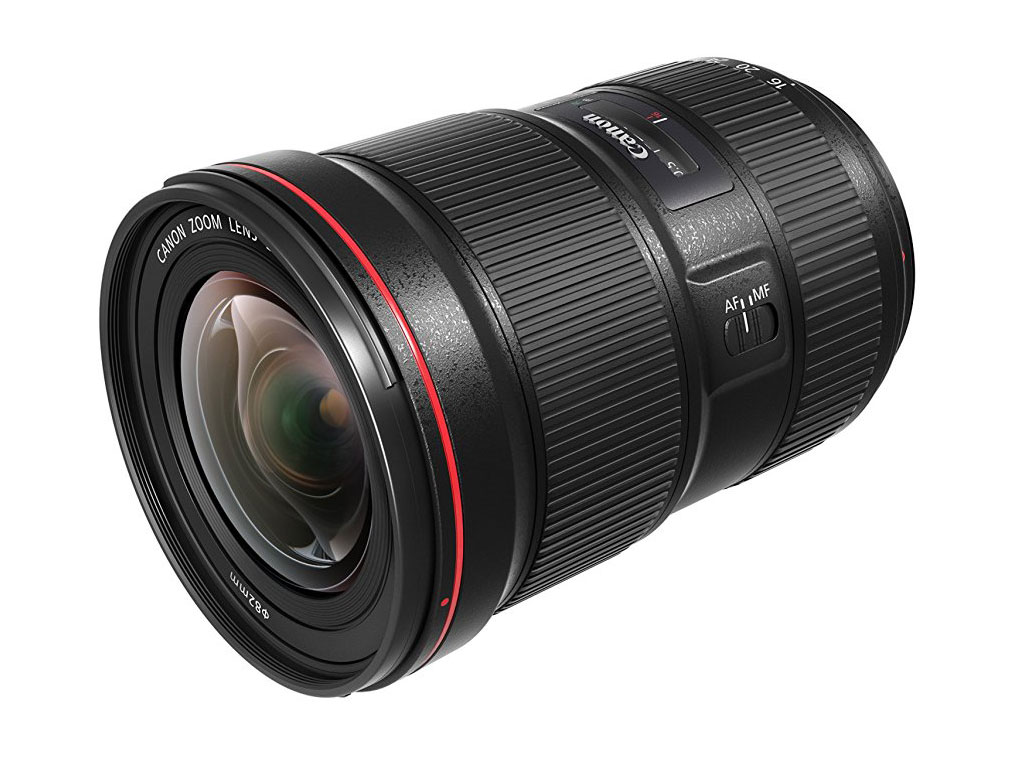 Canon EF 16-35mm f:2.8L USM III Lens