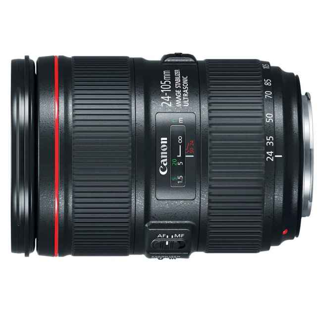 Canon EF 24-105mm F4L IS II USM -1