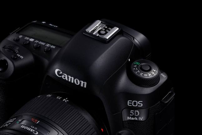 Canon EOS 5D Mark IV instruction manual download