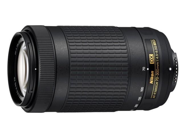 Nikon AF-P DX NIKKOR 70-300mm F4.5-6.3G ED
