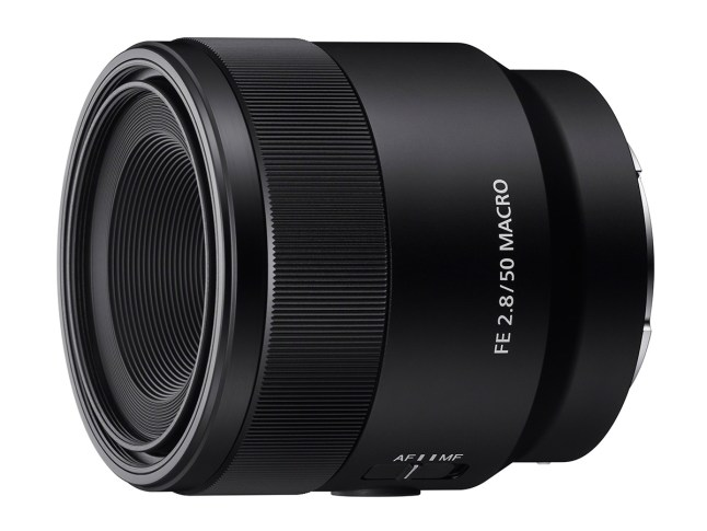 Sony FE 50mm F2.8 Macro lens -1