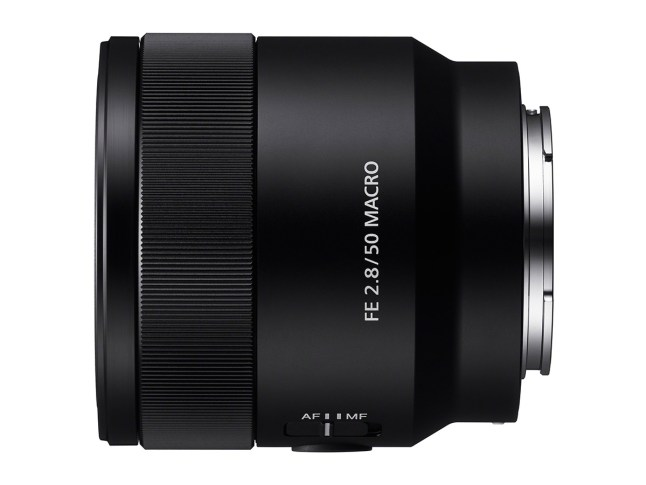 Sony FE 50mm F2.8 Macro lens - 3