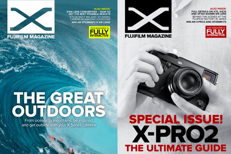 Fujifilm X Magazine Online
