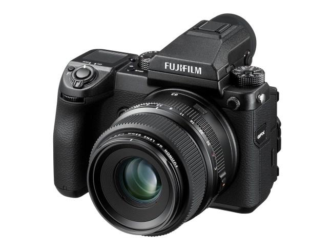 Fujifilm medium-format GFX 50S
