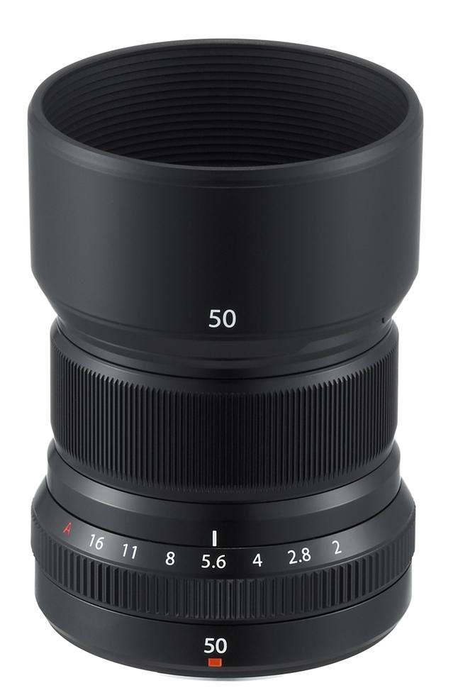 Fujinon XF 50mm F2 R WR Lens