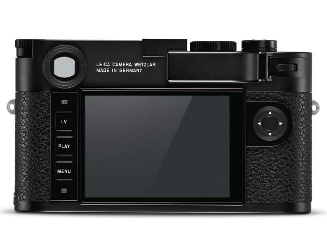 Leica M10 - LCD