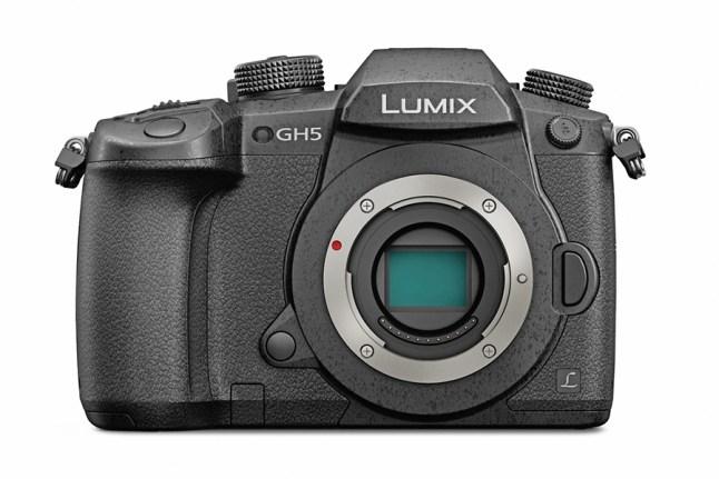 Panasonic LUMIX DMC GH5