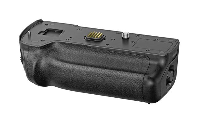Panasonic LUMIX DMC GH5 grip