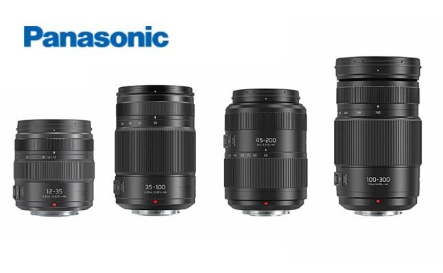 Panasonic LUMIX G X VARIO Lens