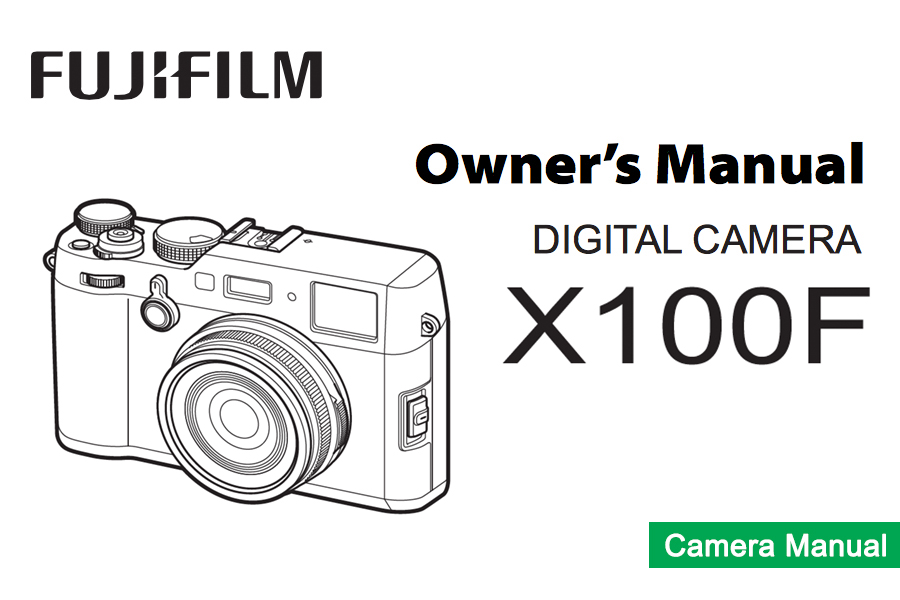 FUJIFILM X-T20 Instruction or Owner's Manual Available for