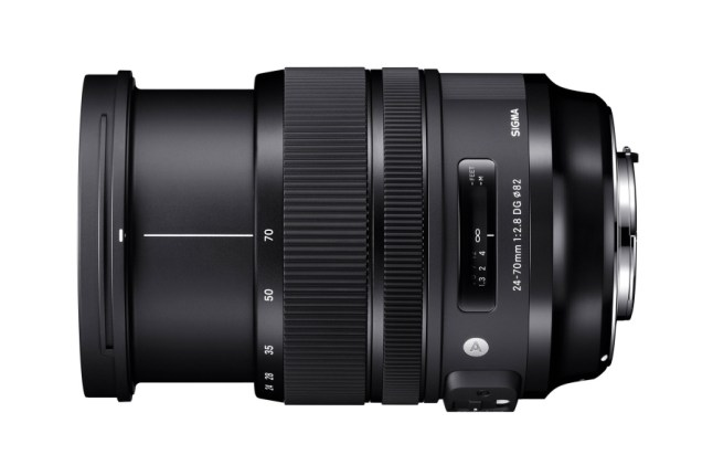 SIGMA 24-70mm F2.8 DG OS HSM Art