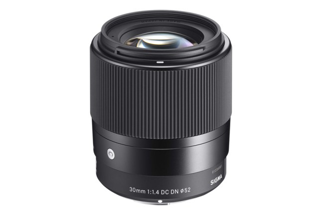 SIGMA 30mm F1.4 DC DN Contemporary for Micro Four