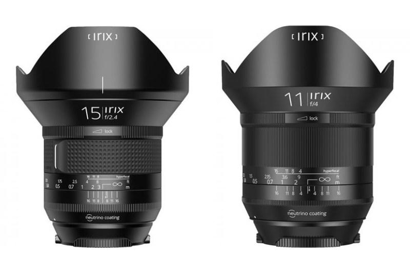 IRIX 11mm 15mm f/2.4 Blackstone