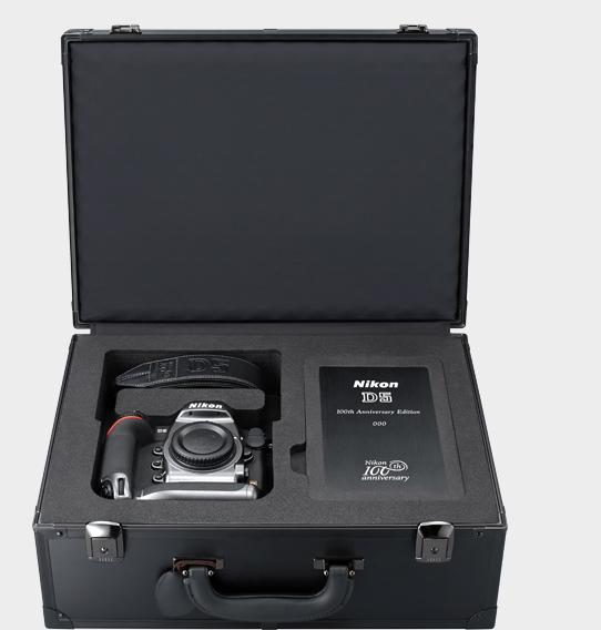 Nikon D5 100th Anniversary Edition