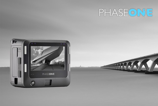 Phase One IQ3 100MP Achromatic