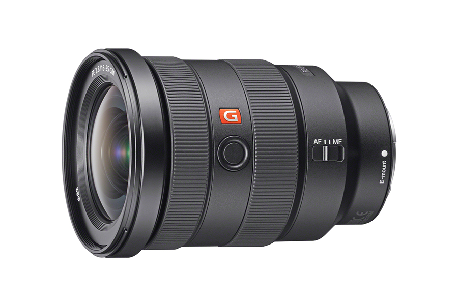 Sony Unveils Fast High Performance 16 35mm Zoom Lens