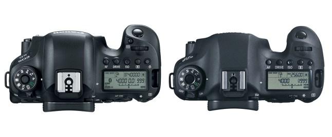 Canon EOS 6D Mark II vs EOS 6D