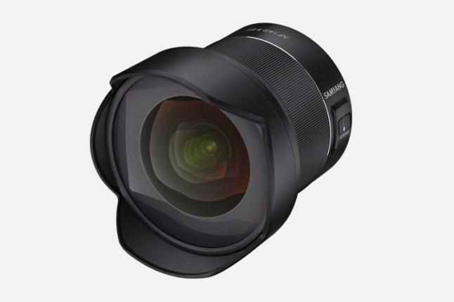 Samyang AF 14mm F2.8 EF Lens