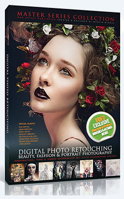 Digital Photo Retouching: Beauty, fashion & portrait photography E-book