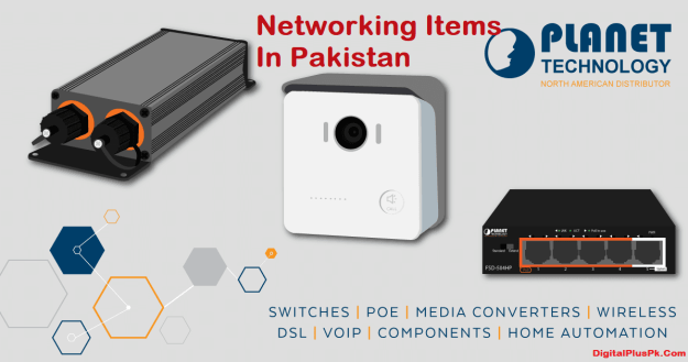 planet networking items in Pakistan