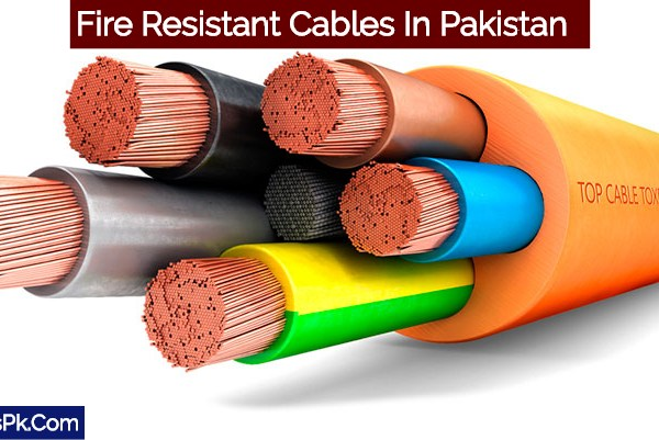 Fire Resistant Cables In Pakistan