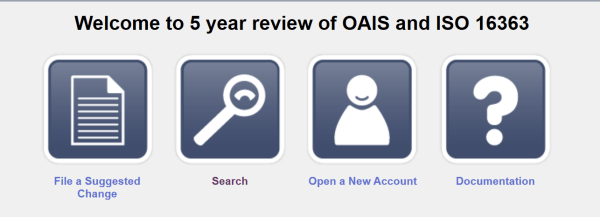 site review oais