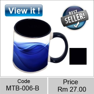 color black mug