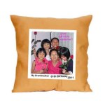 high quality materials brow color pillow case