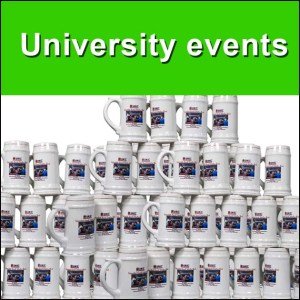 High quality university everts mugs