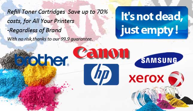 toner cartridge refill